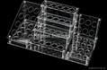 Acrylic dosmetic storage box