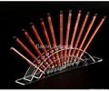 Acrylic eyebrow pencil display rack pen holders 5