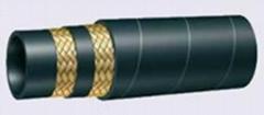 2-Wire Braid Hose SAE 100R2AT hydraulic hose rubber hose