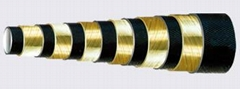 SAE 100R15 Six-Wire Hose hydraulic hose rubber hose