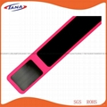 Top quality Lycra sport running reflective armband with TPU window 4