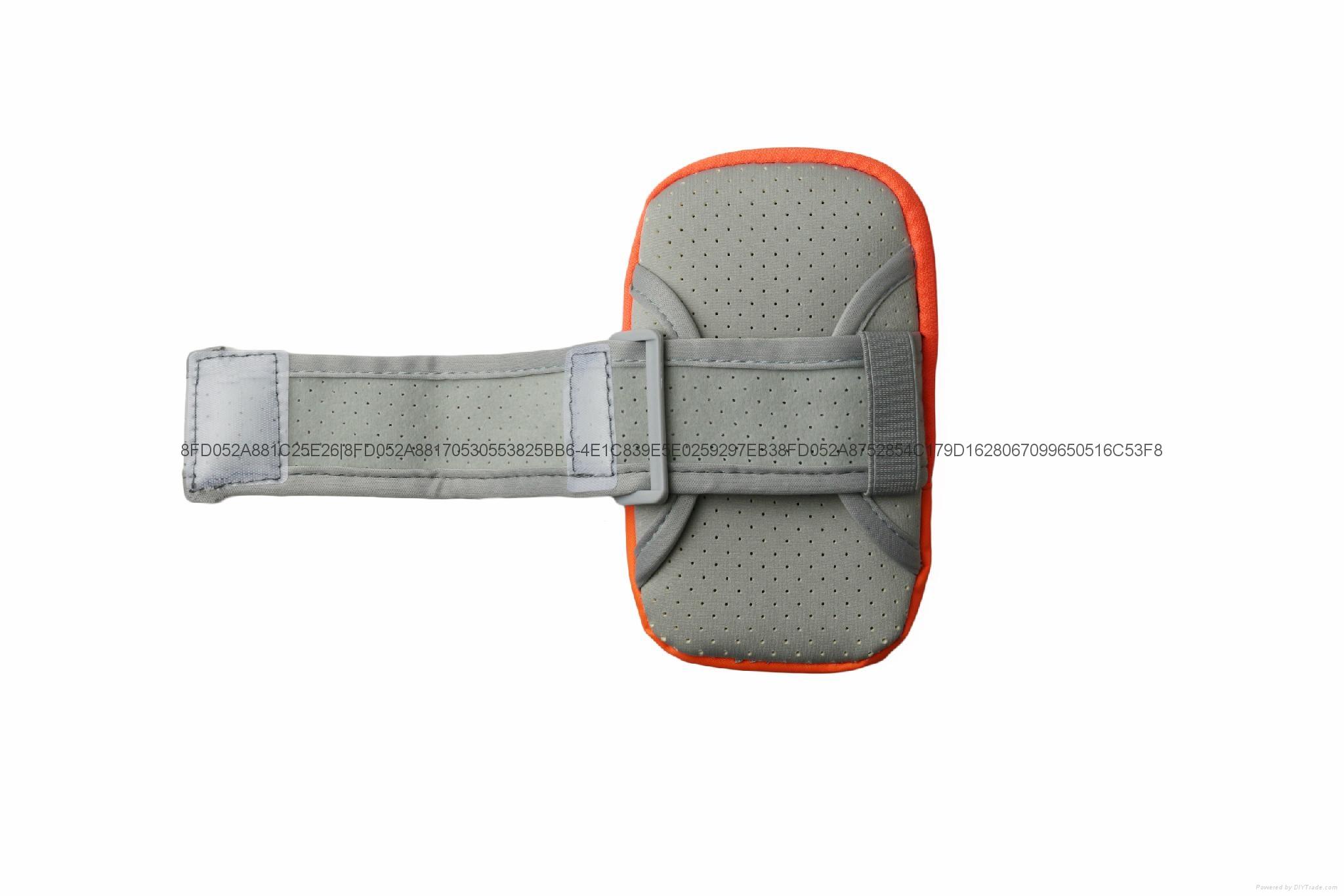 尼龙手机版本防水跑步手臂包 2