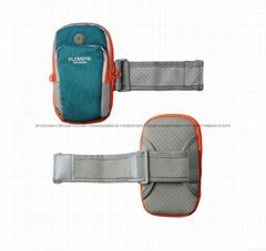 尼龙手机版本防水跑步手臂包