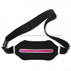 Neoprene waist bag, running belt,  OEM/ODM