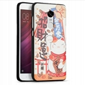 Mobile phone shell of millet silica gel sleeve 3