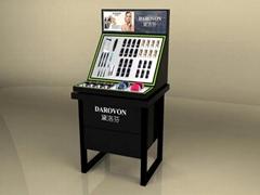 Large Acrylic Makeup Display Counter for Sale
