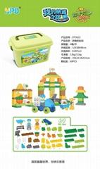 Plastic Building Block Toy Story of Bricks