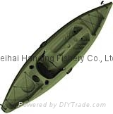 Future Beach Discovery 124 Sit-On-Top Angler Kayak