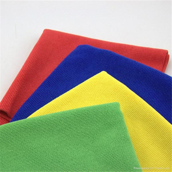 China suppliers yellow blue red green cleaning towel more cheap microfiber c 5