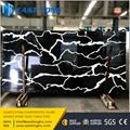 Calacatta quartz stone countertops for