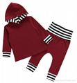 Autumn Winter Children Clothing 2pcs