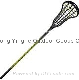 Under Armour Women's Regime with Rail Pocket on Composite Lacrosse Stick