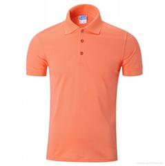 Fashionable Casual Polo T Shirts Anti-wrinkle Sports polo T shirts