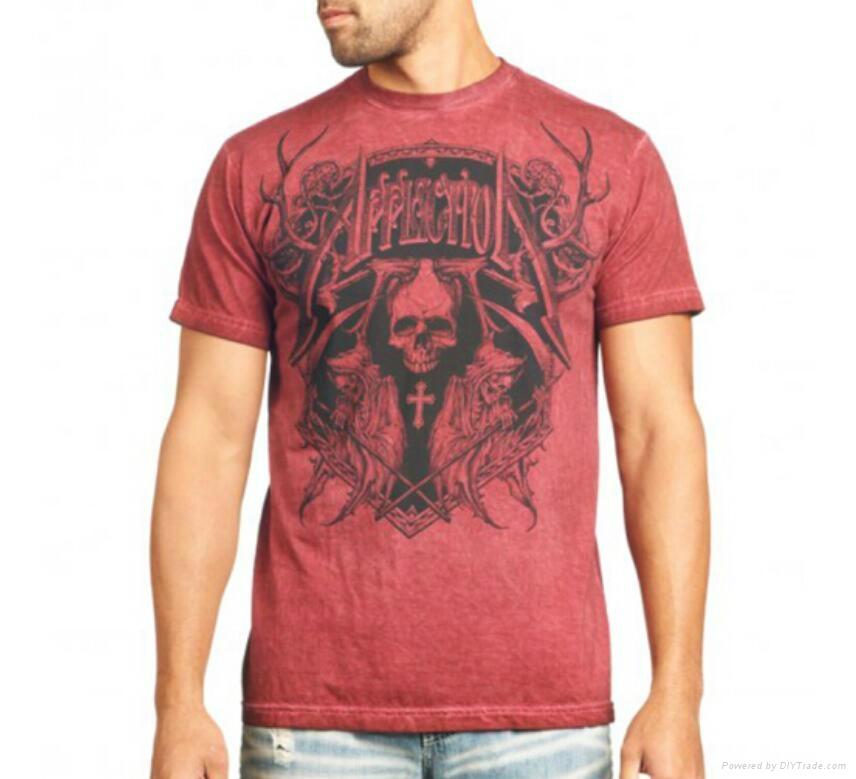 e90d68994 Fashionable OEM Casual o neck 100% cotton T Shirts - TS111 - Custom ...