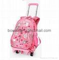 Trolley School Bag Wheeled Trolley