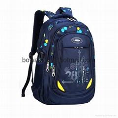 16 inch boy and girl school bag school backpack children bookbag