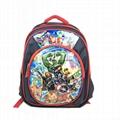 15 inch school bag school backpack
