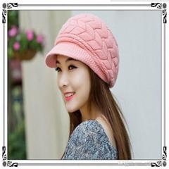 女士冬天帽子