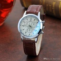 5款商務手錶真皮好品質
