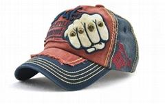 拳頭棒球帽