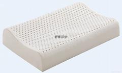 舒泰洋货高低平面乳胶枕