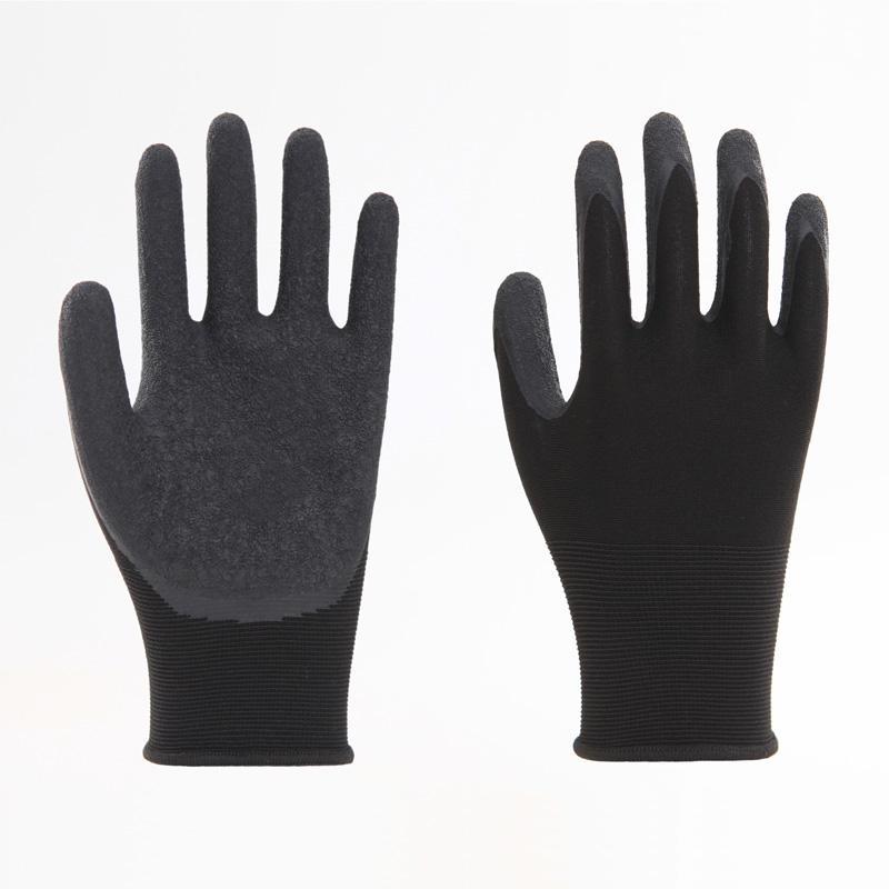 Firm Grip Cotton Knitted Work Gloves 3