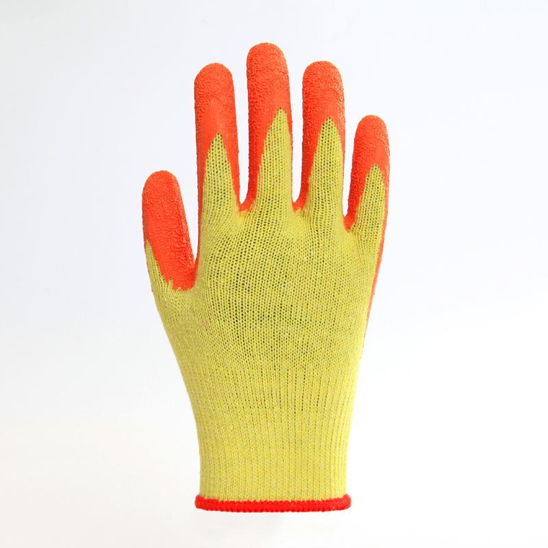 Latex Coating Crinkle Protuction Gloves 1