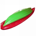 rotational molding plastic custom made kayak fishing boat plastic boat