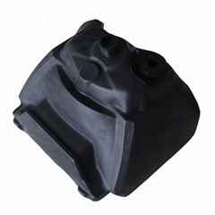 Rotomold aliunium mould for auto parts oil tank fender water tank