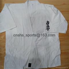 karate gi karate uniform kyokushin uniforms