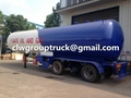 25T Tri-axle LPG Transport Semi-Trailer 5