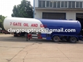 25T Tri-axle LPG Transport Semi-Trailer 2