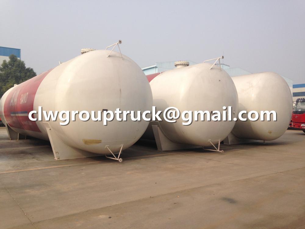 ASME Standard 200CBM LPG Storage Tank 5