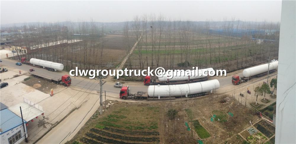 ASME Standard 200CBM LPG Storage Tank 1