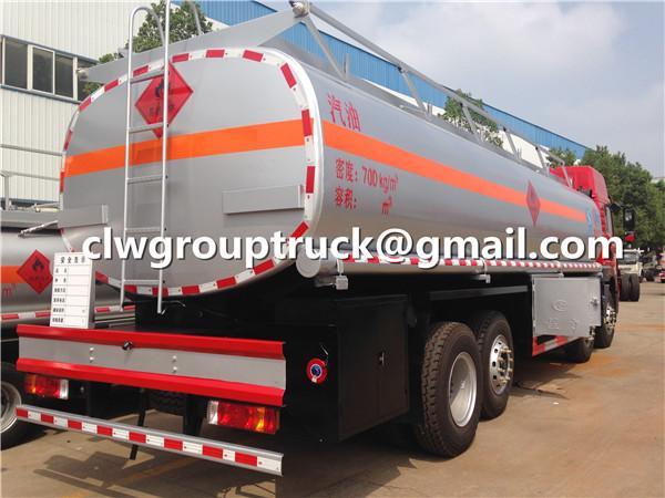 FOTON AUMAN 10000 Litres Fuel Tanker Transport Truck 4