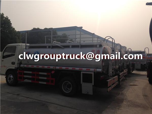 FOTON AUMAN 10000 Litres Fuel Tanker Transport Truck 1