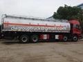 FOTON AUMAN 8X4 24000 Litres Fuel Tanker Sale 4