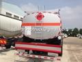 FOTON AUMAN 8X4 24000 Litres Fuel Tanker Sale 2