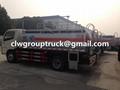 Dongfeng Duolika 5.3CBM Fuel Tanker