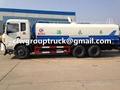 DONGFENG 6X4 LHD/RHD 18-25CBM Agricultural Water Sprinkler 4
