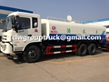 DONGFENG 6X4 LHD/RHD 18-25CBM Agricultural Water Sprinkler 3