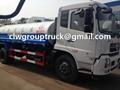 Dongfeng Tianjin 10000 Litres Water Tank Truck 5