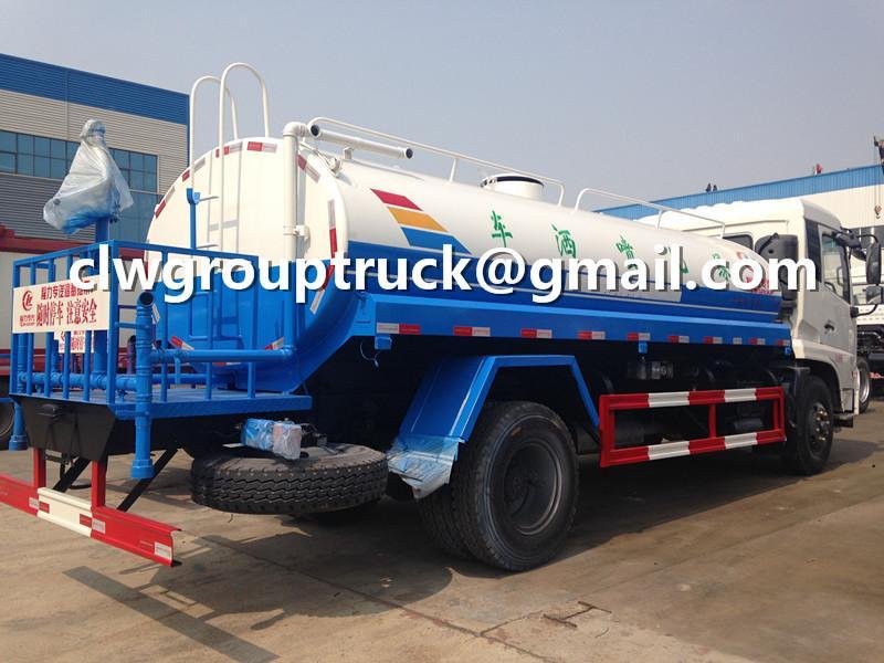 Dongfeng Tianjin 10000 Litres Water Tank Truck 3