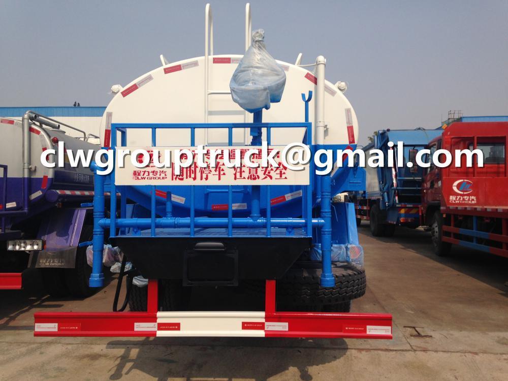 Dongfeng Tianjin 10000 Litres Water Tank Truck 1