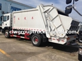 Dongfeng DLK Compactor Garbage Truck 4