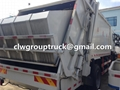 Dongfeng DLK Compactor Garbage Truck 3
