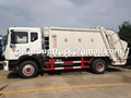 Dongfeng DLK Compactor Garbage Truck 2