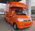 CLW GROUP TRUCK Pure Electric Vehicle Mobile Shop Truck 2