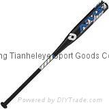 DeMARINI NVS Vexxum Senior League (-10) Baseball Bat