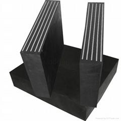 View larger image Structural Elastomeric Bearing Pads Rubber Bridge Bearing for